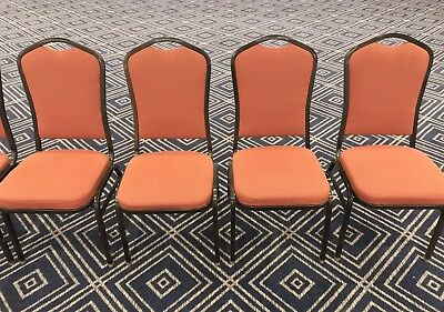 Stackable Banquet Chairs by Shelby Williams