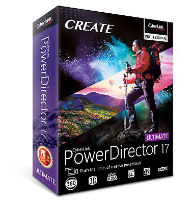Cyberlink PowerDirector 17 Ultimate