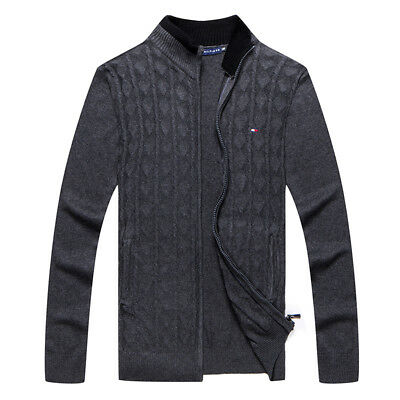 Tommy Hilfiger Mens Fleece Jacket New Designs Of Year