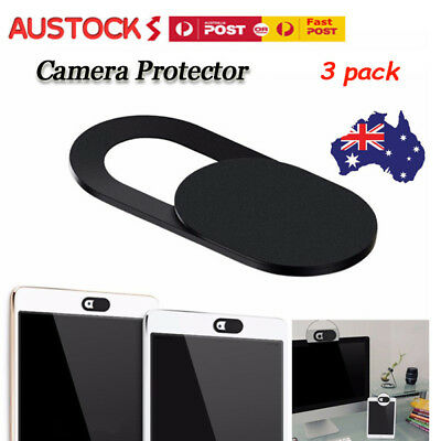3pcs Webcam Slider Camera Cover Protect Privacy  Cell Phone Tablet Laptop