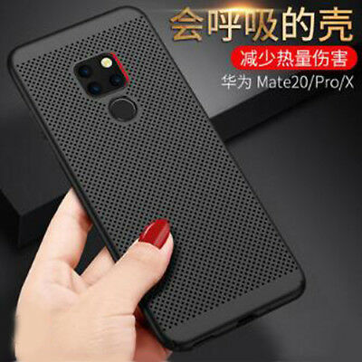 For Huawei Mate 20 Pro/Lite Shockproof Hard PC Ultra Slim Back Case Cover Skin