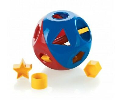 NEW TUPPERWARE TupperToys Shape O Ball Toy BPA Free FREE US SHIP