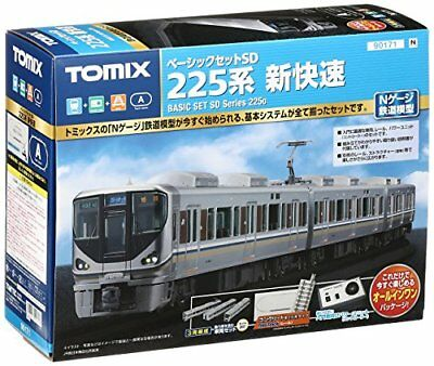 TOMIX N gauge Basic Set SD 225 system new rapid 90,171 model railroad introducto