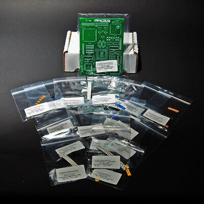 Practical Components PC009 Mixed Technology Solder Training Board/Kit