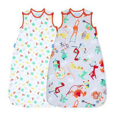 The Gro Company Child's Play Wash & Wear Twin Pack