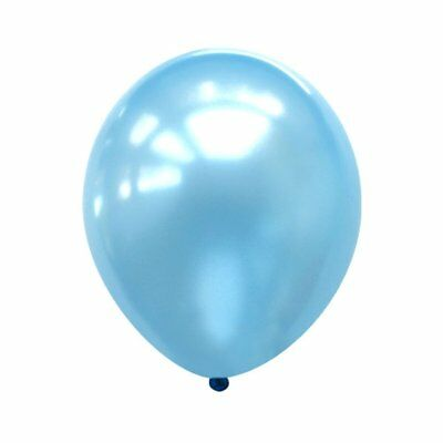 12 inch 100x Ivory White Pearl Latex Thick Party Balloons 3.2g Helium Float