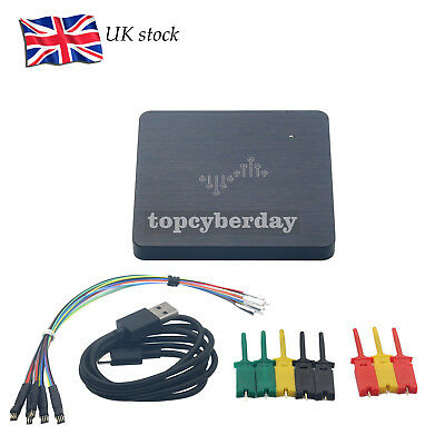 DSLogic Logic Analyzer 50M Bandwidth 100M Sampling USB Power 16G Basic Editi #UK