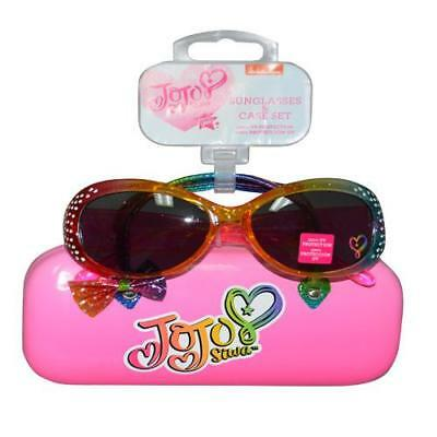 JoJo Siwa Rainbow Sunglasses & Case Set