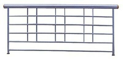 3ft Single Metal Headboard for Bed in Alloy finish BRAND NEW