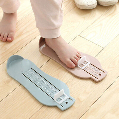 Foot Measure Gauge Baby Shoes Fitting Size Measuring Ruler Tool Alluring
