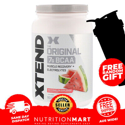 Scivation Xtend BCAA 90 Serves Branched Chain Amino Acids BCAAs Recovery Powder
