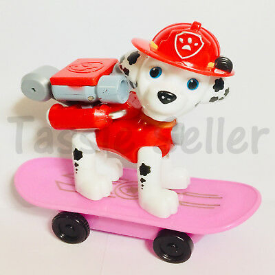 MARSHALL  Figure Dog Puppy Car Rescue Action Figurine Gifts Toys Hero Dogs Xmas