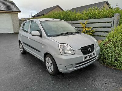 Kia Picanto 2008 LOW MILAGE - 1 Litre -  Ideal First Car