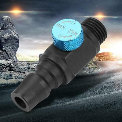 """1/4"""" Air Inlet Connector Air Flow Speed Control Valve Switch Pneumatic Tool SD"""