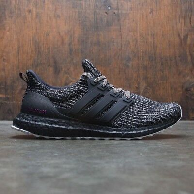 8784148279e73 Adidas Ultra Boost 4.0 Black White Breast Cancer Awareness Size 12. BC0247  yeezy