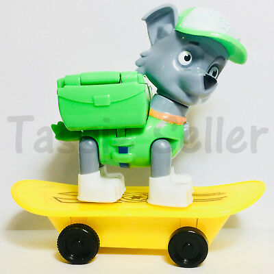 ROCKY Figure Dog Puppy Car Rescue Action Figurine Gifts Toys Hero Dogs Xmas