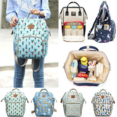 Large Baby Changing Bag Diaper Tote Nappy Bag Multifunctional Mommy Bag Thermal