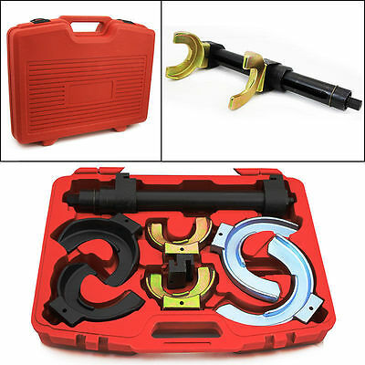 NEW MacPherson Interchangable Fork Strut Coil Spring Compressor Extractor Tool