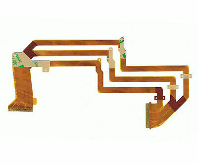 Sony HDR-PJ580 HDR-PJ590 HDR-PJ600 LCD Screen Flex Cable Replacement Part NEW