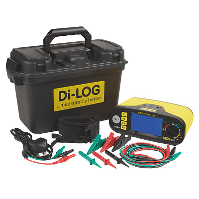 Di-Log DL9110 Multifunction Tester with FREE PAT Adaptor