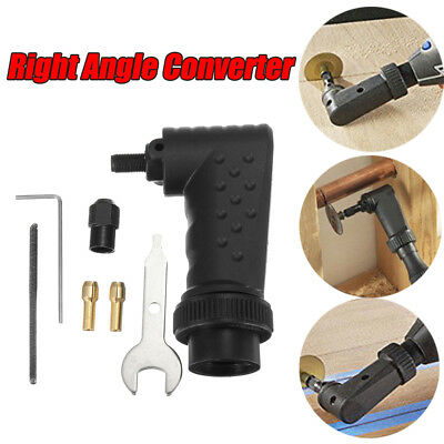 Adapter  Rotary Tool Right Angle Converter  Electric Grinding Attachment