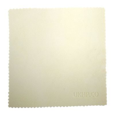 UKHP 15cm x 15cm Chamois Leather Cleaning Cloth
