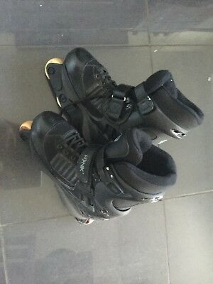 Inline Skates Anarchy Panik Aggressive Roller Blades (UK2 to 5) Kids