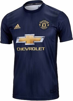Manchester United Third Shirt 2018/19