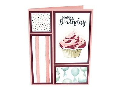 Stampin Up Birthday Card Stampin Up Cards Combined Shipping