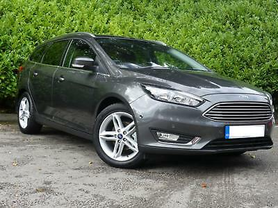 2018 - '18' Ford Focus 1.5TDCI 120PS Titanium Estate Diesel