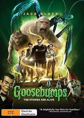 Goosebumps - DVD Region 4 Free Shipping!