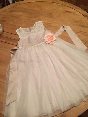 girls Monsoon party dresses age 9