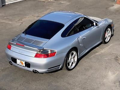 2004 Porsche 911 Turbo X50 Manual 2004 Porsche 911 996 Turbo 6-Spd X50 Orig Paint 20k Mi. Mostly 1-SoCal Owner