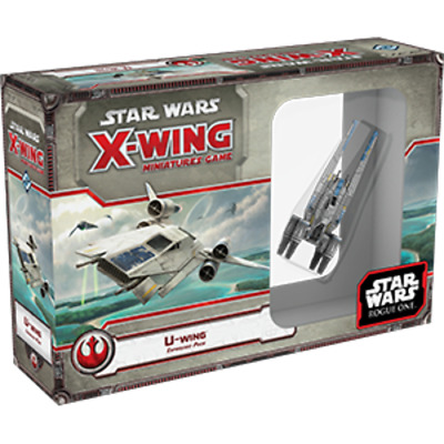 Star Wars X-Wing Miniatures Game: Rogue One - U-Wing Expansion Pack