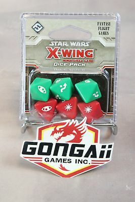 Star Wars X-Wing Miniatures Game: X-WING Dice Expansion Pack