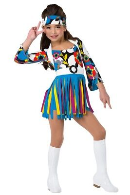 Groovy DANCE COSTUME LOT of 16 Child & Adult Size  60's Go-Go , 70's Disco