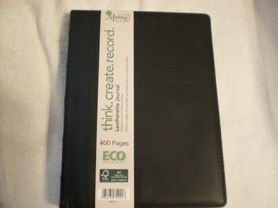 Markings Blank Journal,400 Pages, Diary Lined Mj29A-1