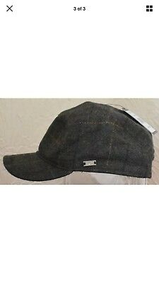 UNISEX HAWKINS COUNTRY Collection Classic Headwear Tweed Baseball ... 987f39b6ee6
