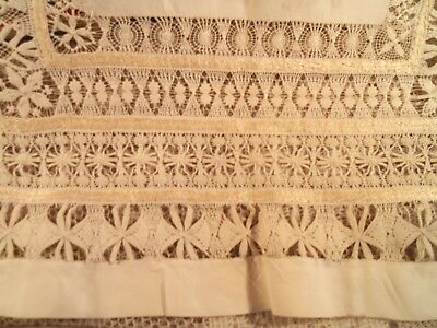 Antique Cloth Doily Sampler Of 12 Different Handmade Lace