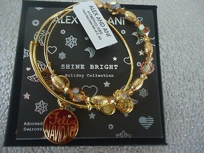 Alex and Ani INFINITY MOM WRAP Rose Gold Bangle New W// Tag Card /& Box