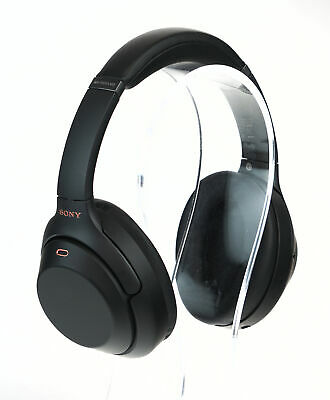 Sony WH-1000XM3 Bluetooth Wireless Noise Cancelling Headphones - Black