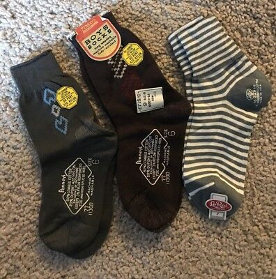 Vintage Penny's JC Penny Le Roi Childs Socks New With Tags 1960's-70's 6&7