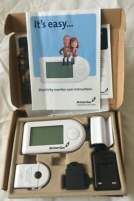 NEW Electricity Monitor (British Gas electricity monitor)