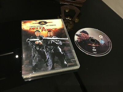Delta Force Dvd Chuck Norris Lee Marvin
