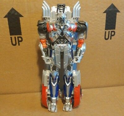 Transformers Age of Extinction SILVER KNIGHT OPTIMUS Complete Leader Aoe