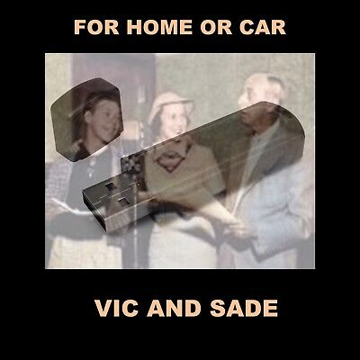 Vic And Sade. Enjoy 363 Old-Time Radio Classic Comedies In Your Car Or At Home!