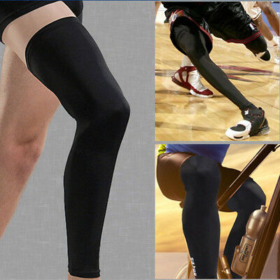 Compression Socks Knee High Support Stockings Leg Thigh Sleeve For Men Women BK