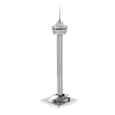 Sears Tower Fascinations Metal Earth IconX 3D Metal Model Kit ICX013