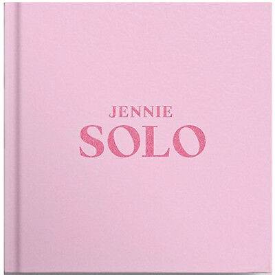 Jennie ( Blackpink ) Solo | Cd+ Photo Book