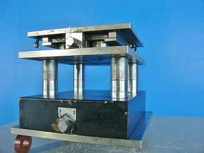 Crimping Press double quick release tool holder or Die Holder
